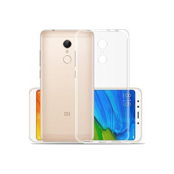 Ultra Slim S-Case 0,3MM For Xiaomi Redmi 5