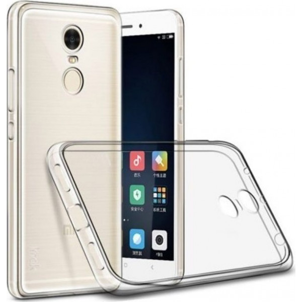 Ultra Slim S-Case 0,3MM For Redmi Note 4X