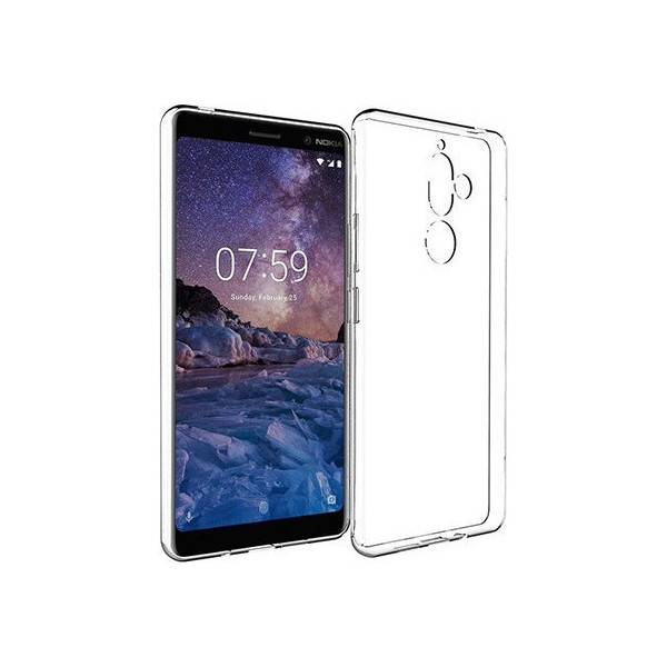 Ultra Slim S-Case Για Nokia 7 PLUS