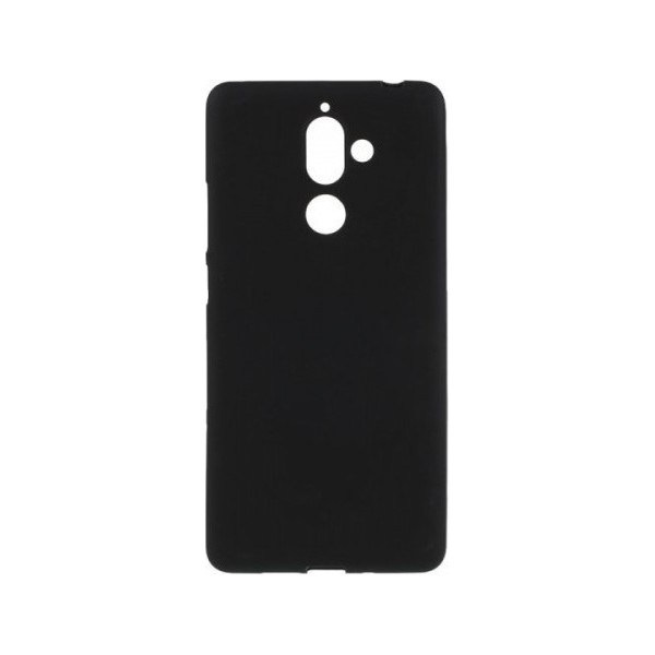 S-Case Για Nokia 7 Plus Βlack