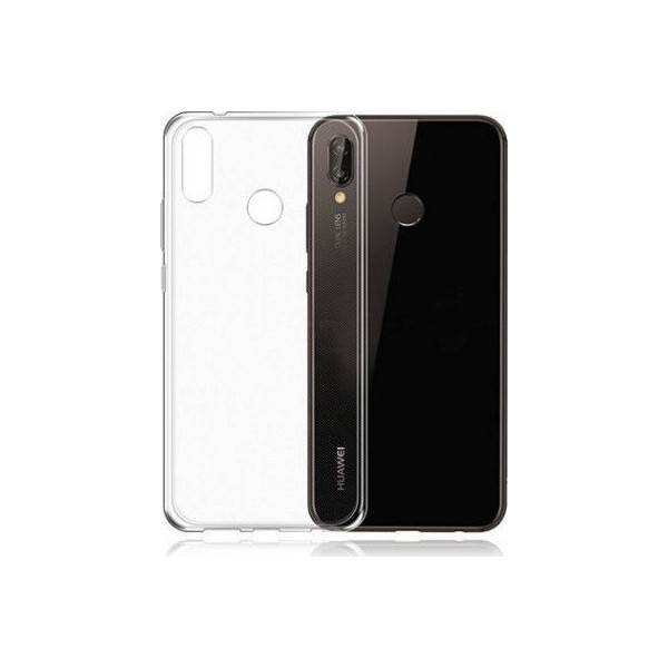 Ultra Slim S-Case 0,3MM For Huawei P20 Lite