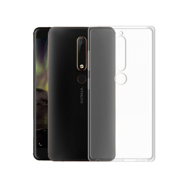 Ultra Slim S-Case 0,3MM Για Nokia 6 2018