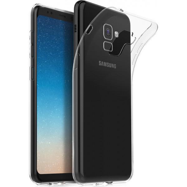 S-Case Για Samsung 530 Galaxy A8 2018