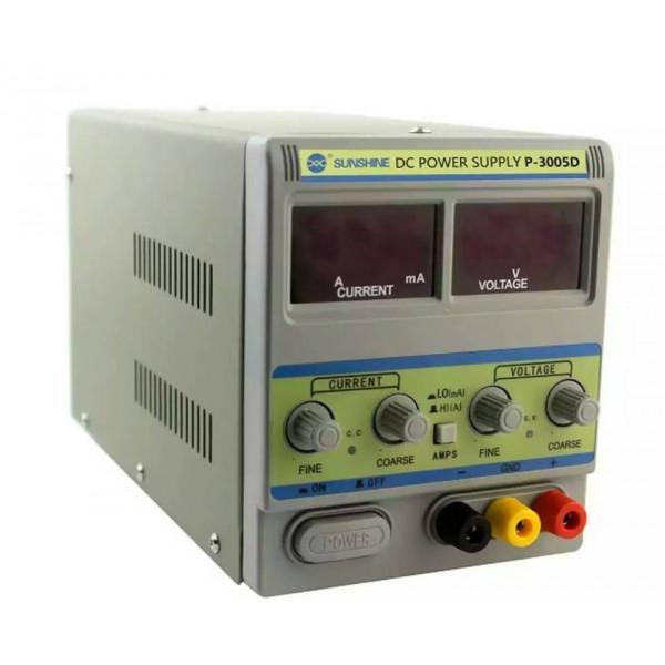 Sunshine P-3005D 220V High-Precision DC Voltage Current Regulator