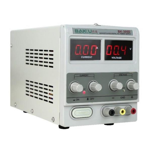 Baku BK-305D 30V/5A Sophisticated Digital DC Power Supply