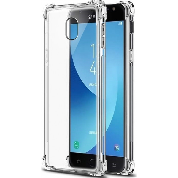 S-Case Anti-Shock 0,5mm Για Samsung J730F Galaxy J7 (2017)