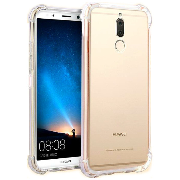 S-Case Anti-Shock 0,5mm For Huawei Mate 10 Lite