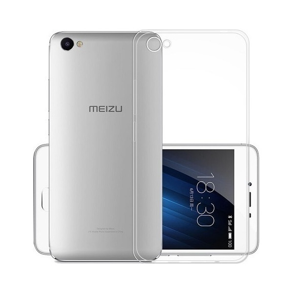 Ultra Slim S-Case 0,3MM Για Meizu U20