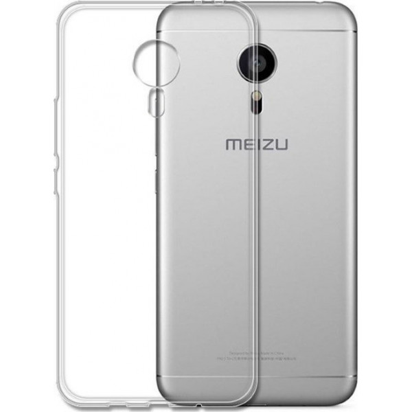 Ultra Slim S-Case 0,3MM Για Meizu M3 Note