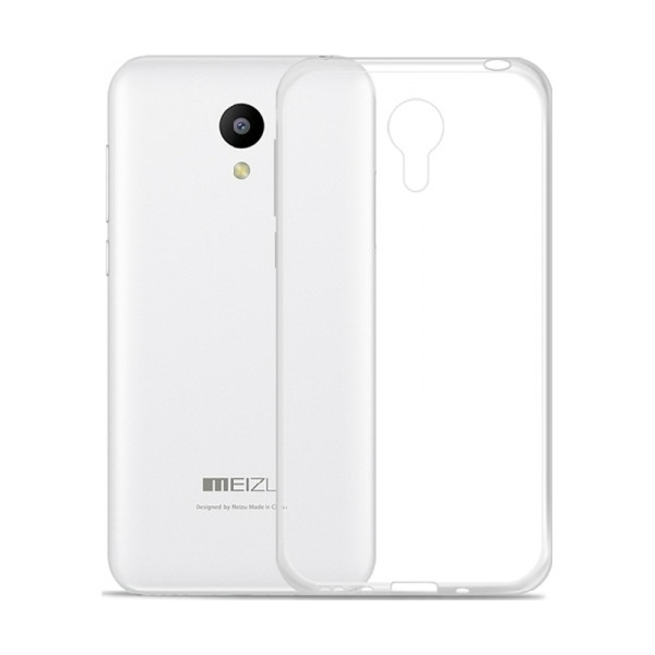 Ultra Slim S-Case 0,3MM For Meizu M2 Note