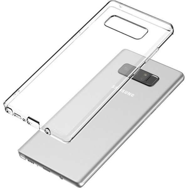 Ultra Slim S-Case 0,3MM For Samsung N950F Galaxy Note 8