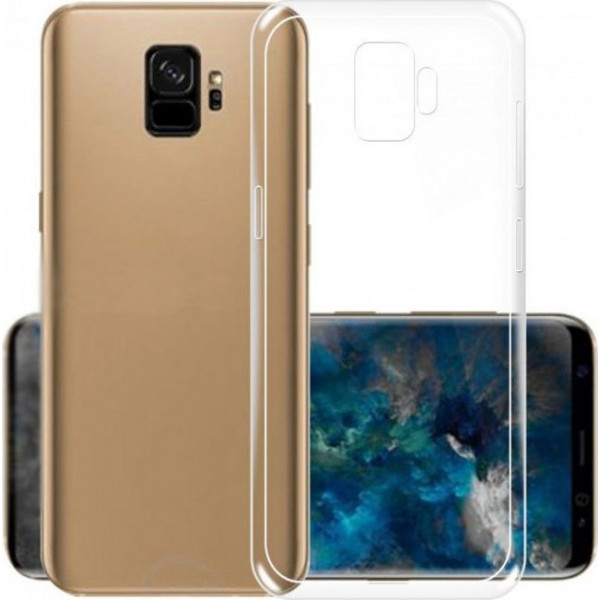 Ultra Slim S-Case 0,3MM Για Samsung G960F Galaxy S9