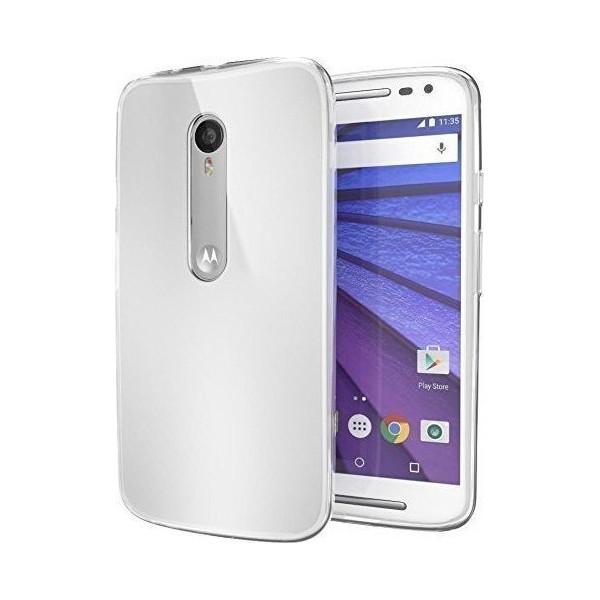 Ultra Slim S-Case 0,3MM For Motorola Moto G4 Plus (XT1644)