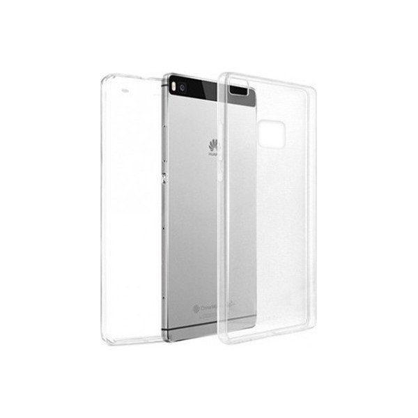 Ultra Slim S-Case 0,3MM For Huawei P9 Lite Front/Back