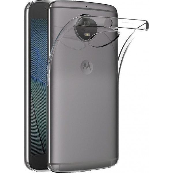 Ultra Slim S-Case 0,3MM Για Motorola XT1805 Moto G5S Plus