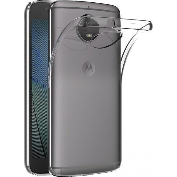 Ultra Slim S-Case 0,3MM For Motorola XT1805 Moto G5S Plus