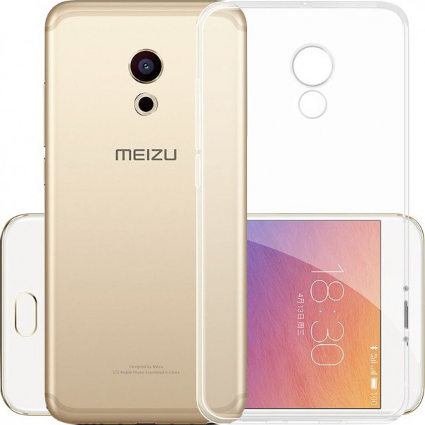 Ultra Slim S-Case 0,3MM Για Meizu Pro 6