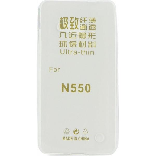 Ultra Slim S-Case 0,3MM For Microsoft Lumia 550