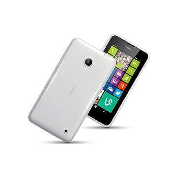 Ultra Slim S-Case 0,3MM For Nokia Lumia 635