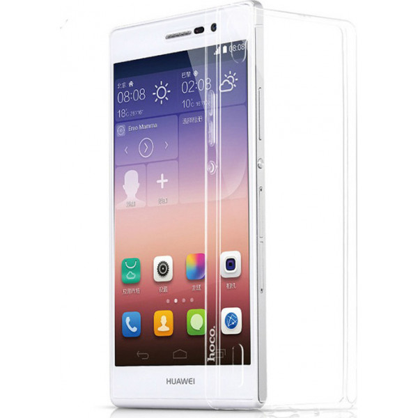 Ultra Slim S-Case 0,3MM For Huawei Ascent P7