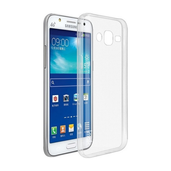 Ultra Slim S-Case 0,3MM Για Samsung Galaxy J3 Pro