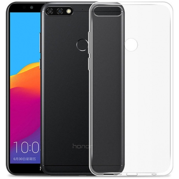 Ultra Slim S-Case 0,3MM For Huawei Y7