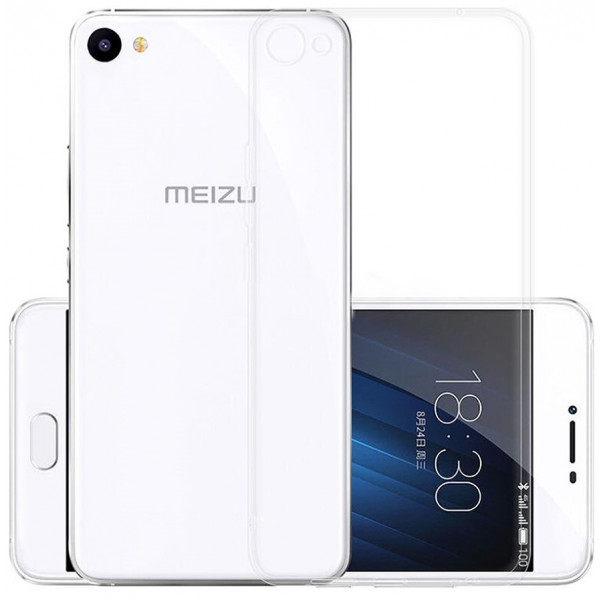 Ultra Slim S-Case 0,3MM Για Meizu U10