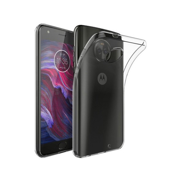 Ultra Slim S-Case 0,3MM Για Motorola Moto X4