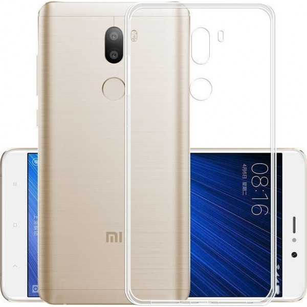 Ultra Slim S-Case 0,3MM Για Xiaomi Mi 5S Plus