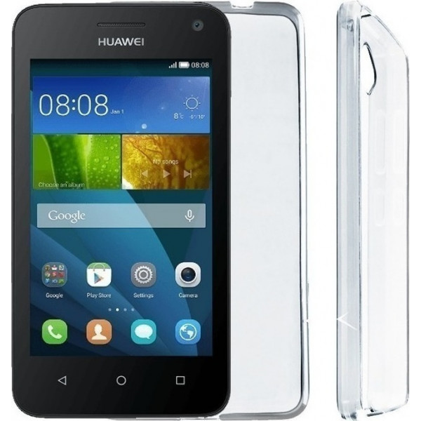 Ultra Slim S-Case Για Huawei Ascend Y3/Y360