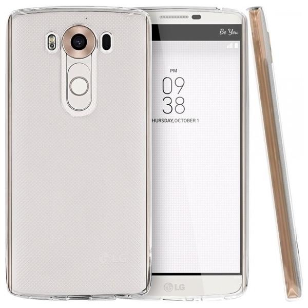 Ultra Slim S-Case 0,3MM For LG V20
