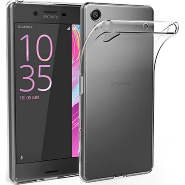 Ultra Slim S-Case 0,3MM Για Sony Xperia X (F5121)
