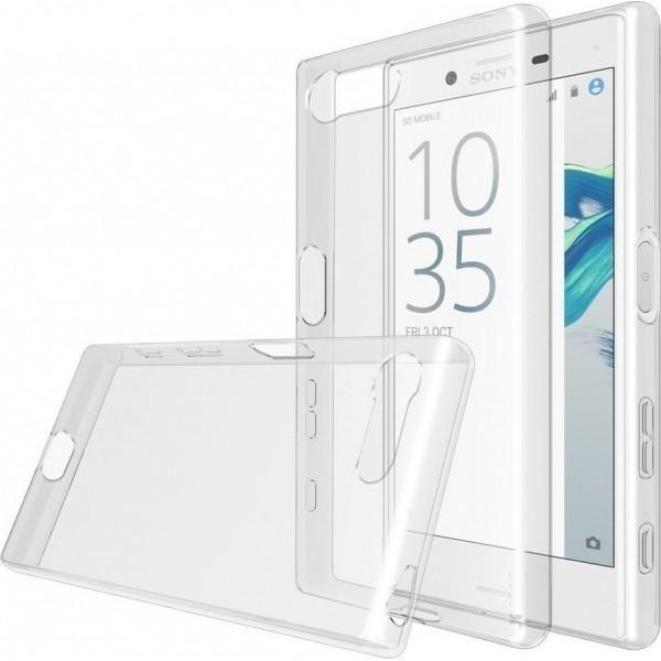 Ultra Slim S-Case 0,3MM Για Sony Xperia X Compact