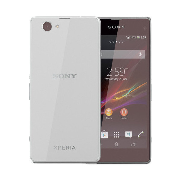 Ultra Slim S-Case 0,3MM For Sony Xperia Z4 Compact