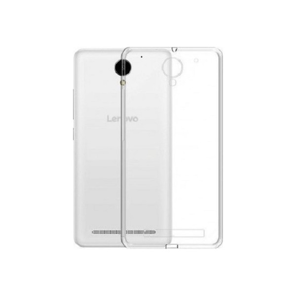 Ultra Slim S-Case 0,3MM Για Lenovo Vibe C2 (K10A40)
