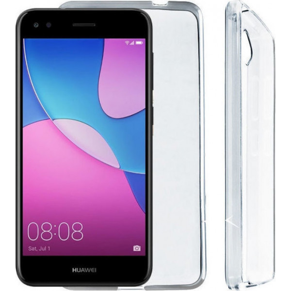 Ultra Slim S-Case 0,3MM For Huawei Αscend Y6 Pro