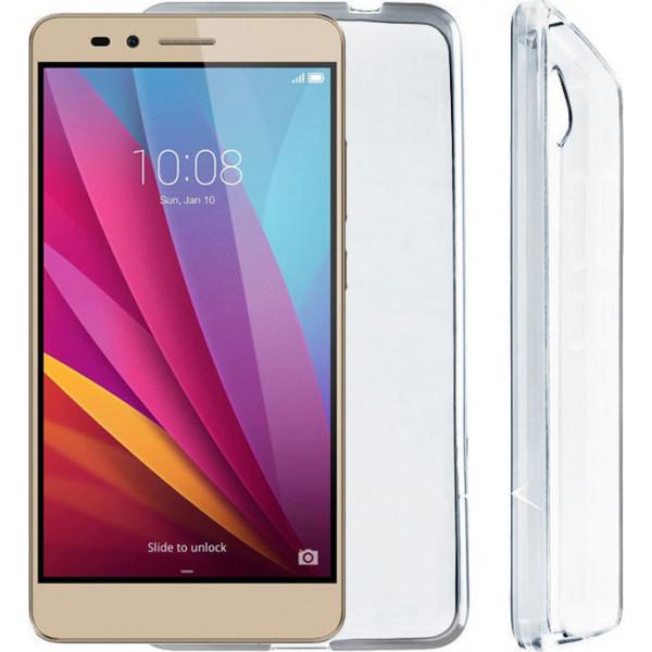 Ultra Slim S-Case 0,3MM Για Huawei Honor 5X