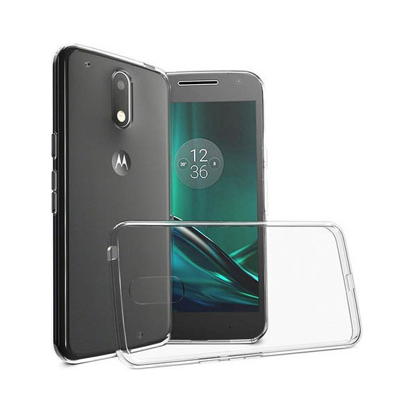 Ultra Slim S-Case 0,3MM Για Motorola Moto G4 (XT1622)