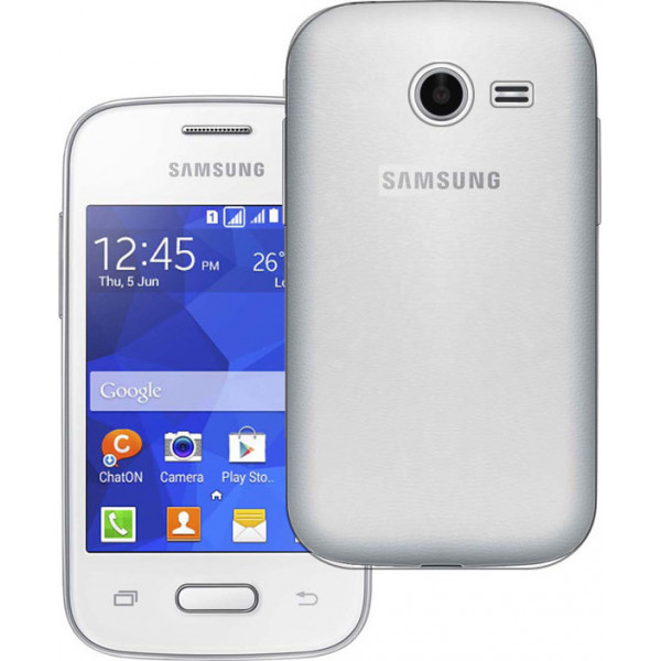 Ultra Slim S-Case 0,3MM For Samsung G110 Galaxy Pocket 2