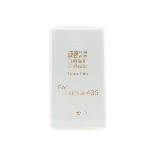 Ultra Slim S-Case 0,3MM Για Microsoft Lumia 435
