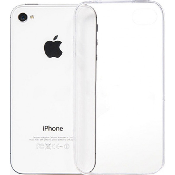 Ultra Slim S-Case 0,3MM For Iphone 4G / 4S