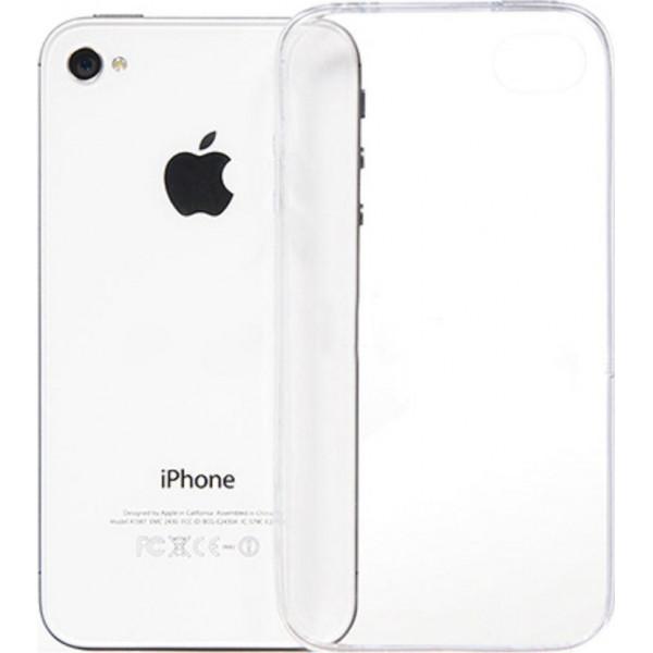 Ultra Slim S-Case 0,3MM Για Iphone 4G/4S