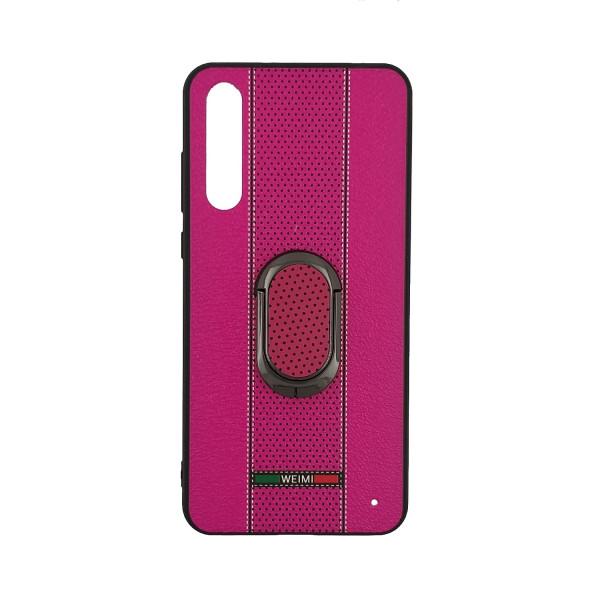 Θήκη Πλάτης TPU Weimi Με Περιστροφικό Stand 360 Για Huawei P20 Pro