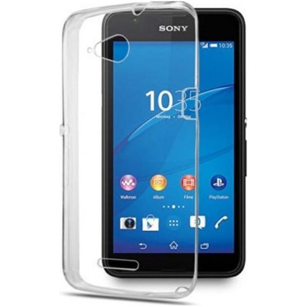 Ultra Slim S-Case 0,3MM Για Sony Xperia C4
