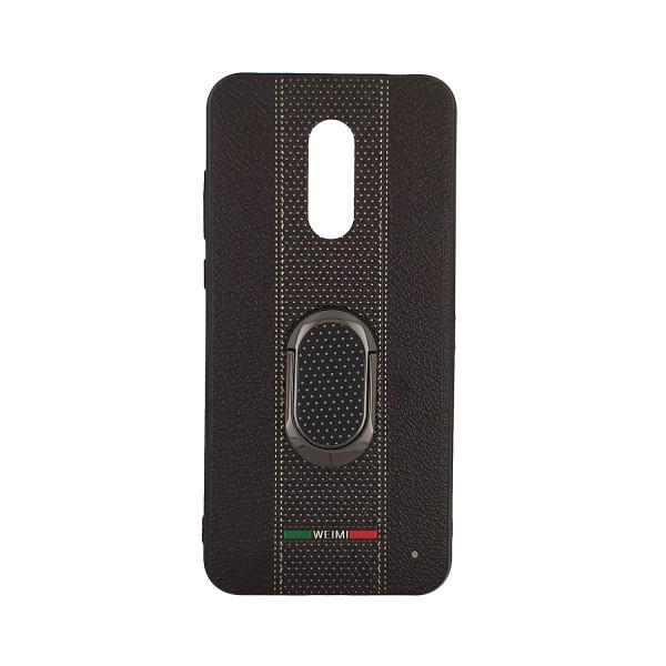 Θήκη Πλάτης TPU Weimi Με Περιστροφικό Stand 360 Για  Xiaomi Redmi 5 Plus