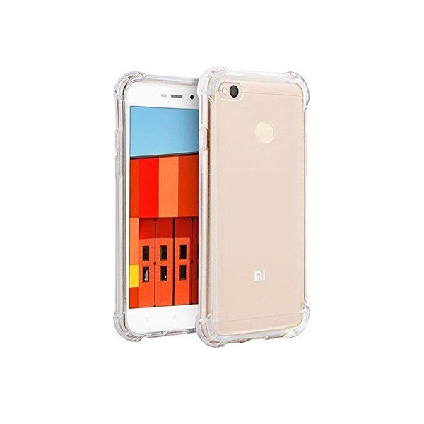 S-Case Anti-Shock 0,5mm Για Xiaomi Redmi 4X