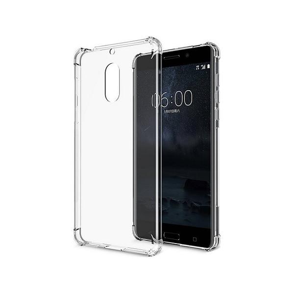 S-Case Anti-Shock 0,5mm Για Nokia 5