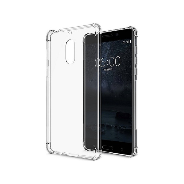 S-Case Anti-Shock 0,5mm For Nokia 5