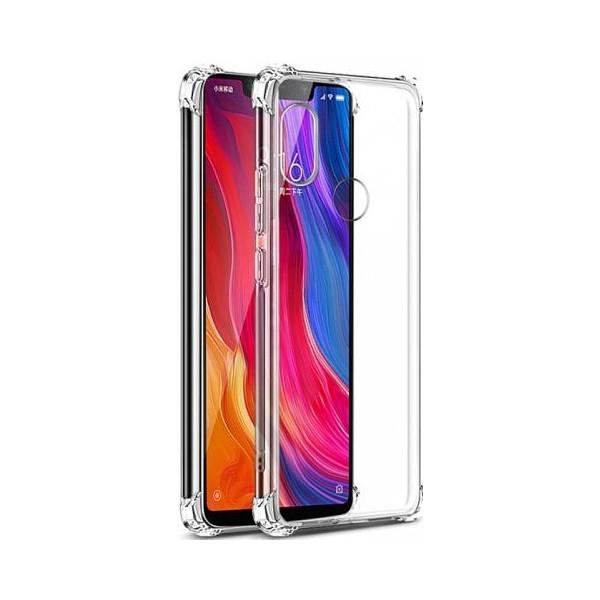 S-Case Anti-Shock 0,5mm Για Xiaomi Mi 8