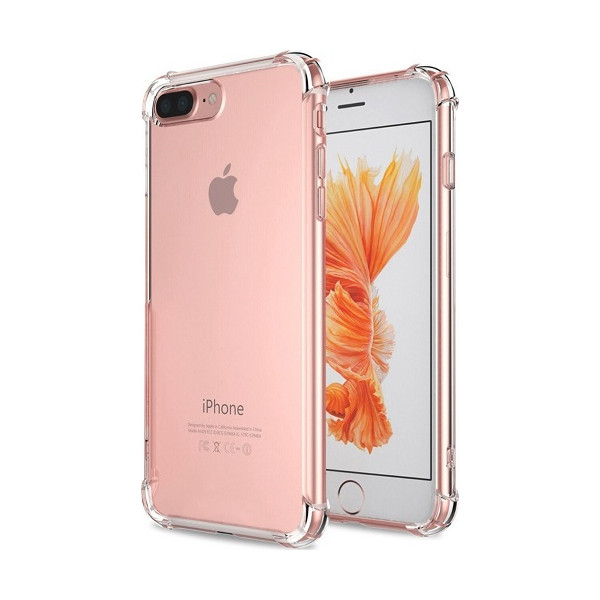 "S-Case Anti-Shock 0,5mm Για iPhone 7/ iPhone 8 (4.7"")"